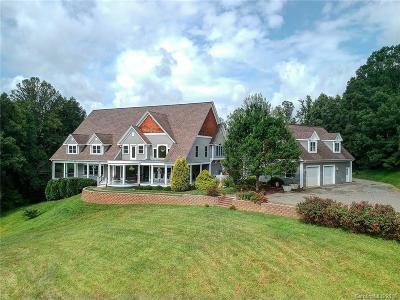 Weaverville Single Family Home For Sale: 21 Bartlett Road