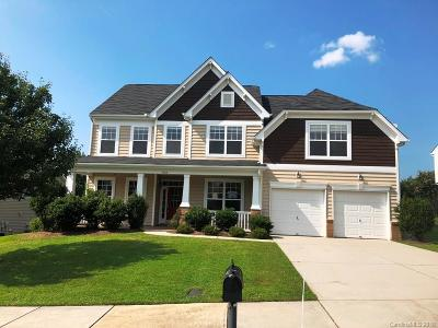 Cabarrus County Single Family Home For Sale: 9166 Marasol Lane