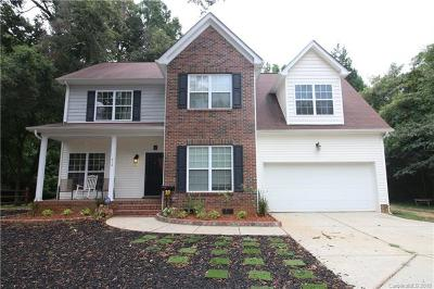 Single Family Home For Sale: 4318 N Sharon Amity Road