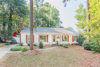 Single Family Home For Sale: 10849 Flat Iron Road