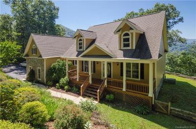Waynesville Single Family Home Under Contract-Show: 947 Presidential Drive