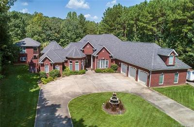 Fort Mill Single Family Home For Sale: 2162 McKee Road