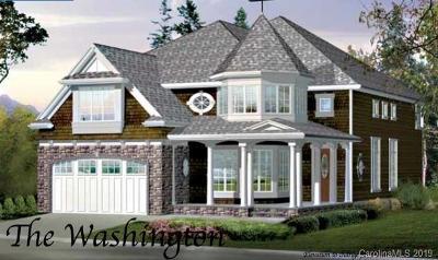 Davidson Single Family Home For Sale: 907 Naples Drive #10