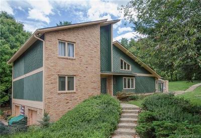 Asheville Single Family Home For Sale: 4 Hickory Lane