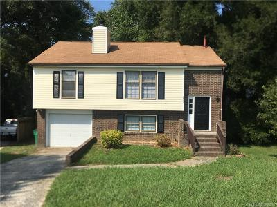 Mint Hill Single Family Home Under Contract-Show: 8504 Beechbrooke Road