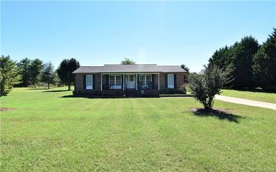 Lincolnton Single Family Home For Sale: 2249 Highway 182 Highway