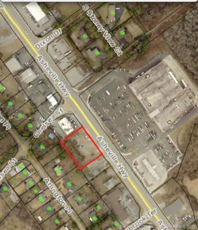 Residential Lots & Land For Sale: 1963 Asheville Highway
