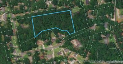 Wadesboro Residential Lots & Land For Sale: 001 Saybrook Circle