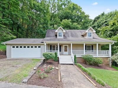 Waynesville Single Family Home For Sale: 64 Howard Heights