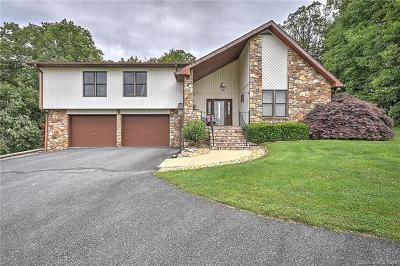 Alexander County, Ashe County, Avery County, Burke County, Caldwell County, Watauga County Single Family Home For Sale: 275 White Oak Creek Road