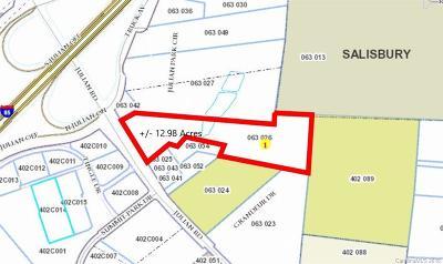 Salisbury Residential Lots & Land For Sale: 1040 Julian Road