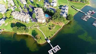 Cornelius Condo/Townhouse Under Contract-Show: 7842 Village Harbor Drive
