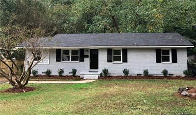 Single Family Home For Sale: 5122 Kistler Avenue