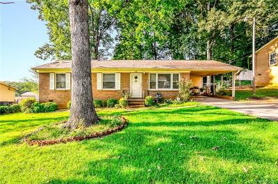 Bessemer City Single Family Home Under Contract-Show: 316 Bright Avenue
