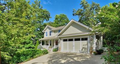 Asheville Single Family Home For Sale: 209 Cliffside Court