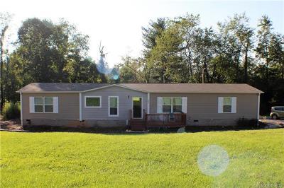 Weaverville Single Family Home For Sale: 262 Herron Cove Road