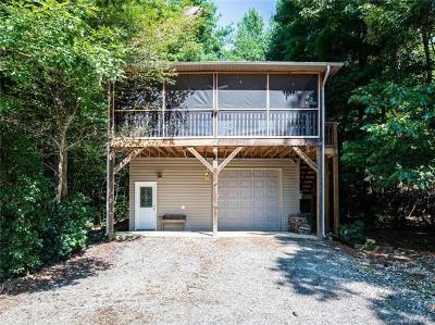 Black Mountain Single Family Home For Sale: 40 Lake Avenue