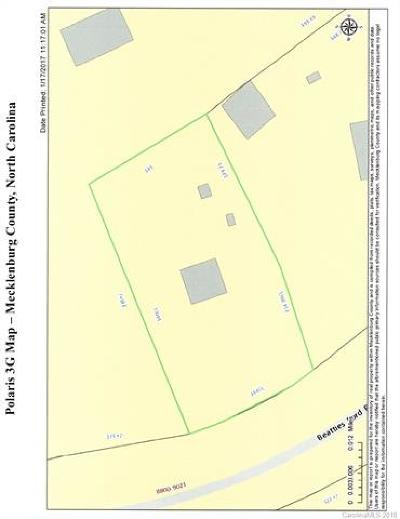 Huntersville Residential Lots & Land For Sale: 9012 Beatties Ford Road