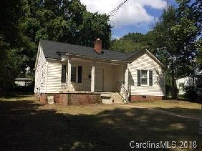 Single Family Home For Sale: 612 Robertson Avenue