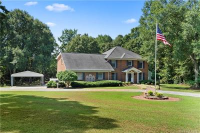 Clover Single Family Home For Sale: 1832 Dulin Road