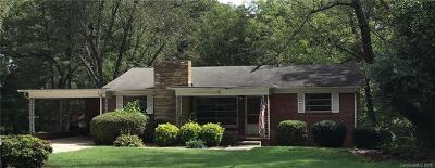 Statesville Single Family Home For Sale: 430 N Oakland Avenue