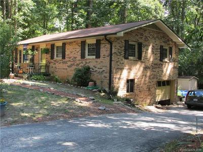 Hendersonville Single Family Home For Sale: 214 Salisbury Road