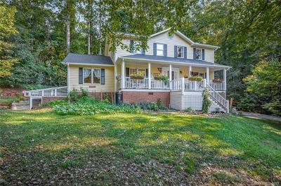 Asheville Single Family Home For Sale: 1026 Windsor Drive