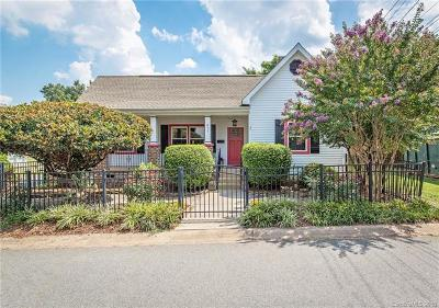 Charlotte Single Family Home For Sale: 617 37th Street #38