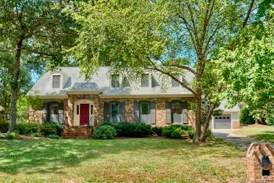 Single Family Home For Sale: 8433 Prince George Road