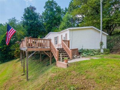 Candler Single Family Home For Sale: 85 Plemmons Drive #2