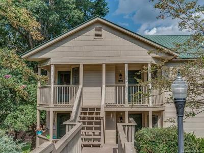 Bat Cave, Black Mountain, Chimney Rock, Columbus, Gerton, Lake Lure, Mill Spring, Rutherfordton, Saluda, Tryon, Union Mills Condo/Townhouse For Sale: 160 Whitney Boulevard #65