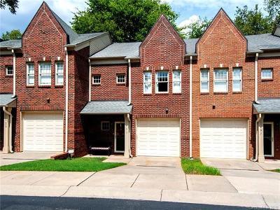 Condo/Townhouse For Sale: 4613 Dabney Vigor Drive