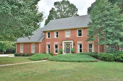Rock Hill Single Family Home For Sale: 1095 Eagle Drive