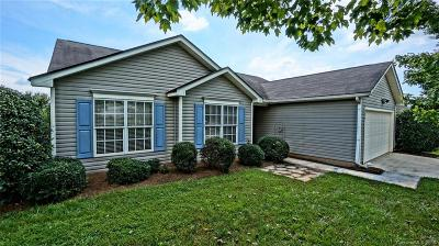 Mooresville Single Family Home Under Contract-Show: 139 Markham Drive #164
