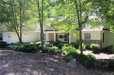 Hendersonville Single Family Home For Sale: 145 Waterfall Cove #21