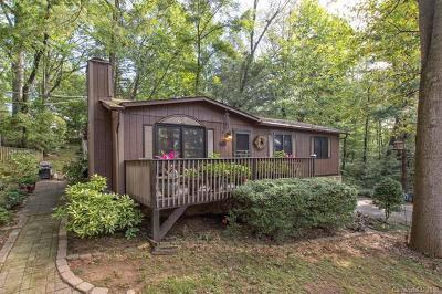 Asheville Single Family Home For Sale: 6 Pickwick Road