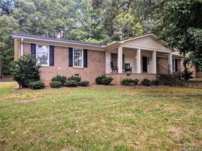 Rock Hill SC Single Family Home For Sale: $189,000