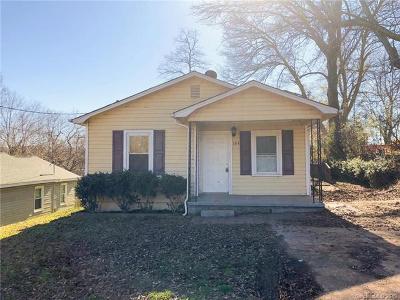 Bessemer City Single Family Home For Sale: 104 E Boston Avenue #3, P/4