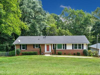 Belmont Single Family Home For Sale: 110 Hillcrest Drive