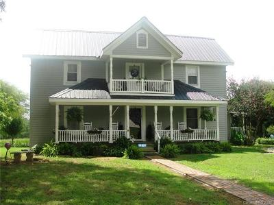 Anson County Single Family Home For Sale: 14837 Hwy 742 Highway