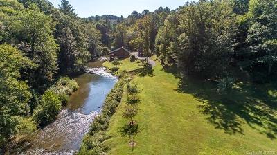 Ashe County Single Family Home For Sale: 351 Double Springs Road