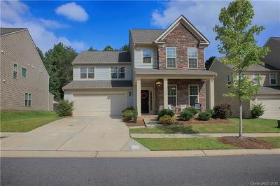 Huntersville Single Family Home For Sale: 15308 Colonial Park Drive