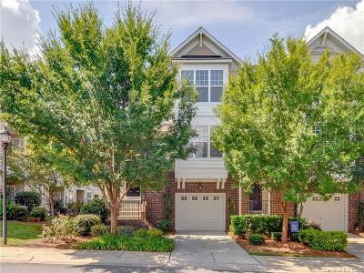 Huntersville Condo/Townhouse Under Contract-Show: 852 Skybrook Falls Drive