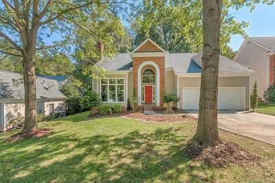 Charlotte Single Family Home For Sale: 2019 Watlington Drive