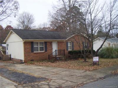 Belmont Single Family Home For Sale: 203 Margarette Avenue