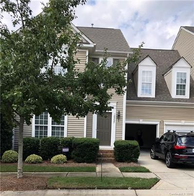 Huntersville Condo/Townhouse For Sale: 10337 Linksland Drive