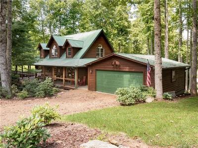 Hendersonville Single Family Home For Sale: 107 Stone Valley Way