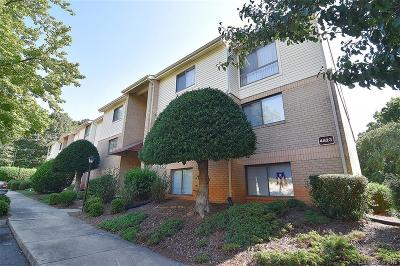 Charlotte Condo/Townhouse For Sale: 4823 Spring Lake Drive #A