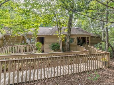Bat Cave, Black Mountain, Chimney Rock, Columbus, Gerton, Lake Lure, Mill Spring, Rutherfordton, Saluda, Tryon, Union Mills Condo/Townhouse For Sale: 155 Quail Cove Boulevard #1617