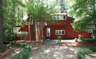 Single Family Home For Sale: 1715 Union Road